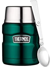 Thermos Stainless King Eethouder, roestvrij staal