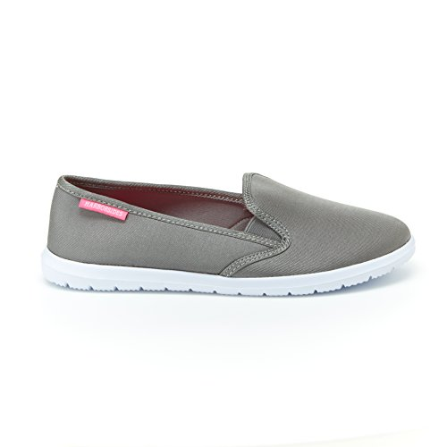 Sneaker Abby Di Harboursides - Scarpe Sportive Antiscivolo, Soletta Memory Foam Grigio