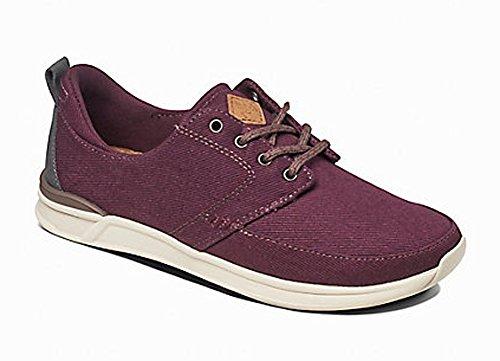Fashion Reef Burgundy Low Women's Rover Sneaker BwYYS1vx