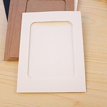 Tocoss Tm 10 Bo Deine 6 Zoll Bilderrahmen Papier Farbe Pure Fur
