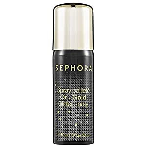 SEPHORA COLLECTION Glitter Spray Gold