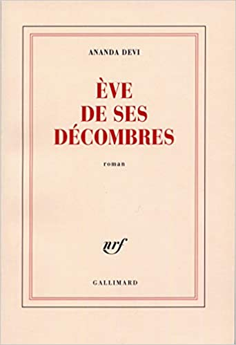 Eve De Ses Decombres Blanche French Edition Devi Ananda 9782070776184 Amazon Com Books