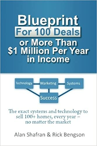 Blueprint for 100 deals or more than 1 million per year in income blueprint for 100 deals or more than 1 million per year in income the exact systems and technology to sell 100 homes every year after year no matter malvernweather Image collections