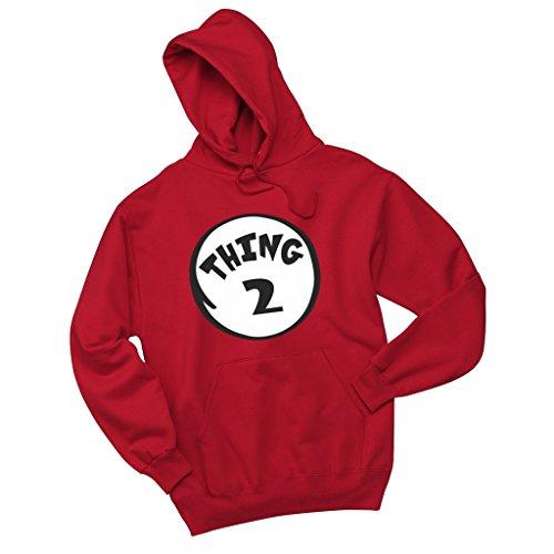 2 Mens Hooded Sweatshirt - 3