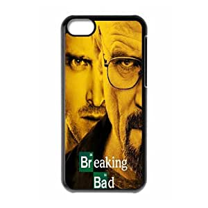 TV Show Breaking Bad Pattern Productive Back Phone Case For Iphone 5c -Style-4