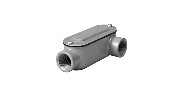 TayMac CLB050 Threaded//Set Screw Fittings Lb Body Only 1//2 inch Combo Lb Type Body Pack of 10