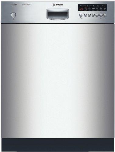 Bosch SGI58M07EU Bajo encimera 12cubiertos A lavavajilla ...