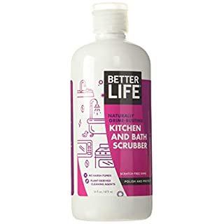 Better Life Even The Kitchen Sink Scrubber, 16 Ounce