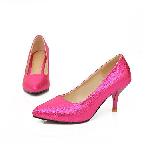 YCMDM Nuovo Tacchi alti donne scarpe da sera essenziali della molla di modo di autunno Oro Argento Blu Rosso 35 36 37 38 39 , red , 120W