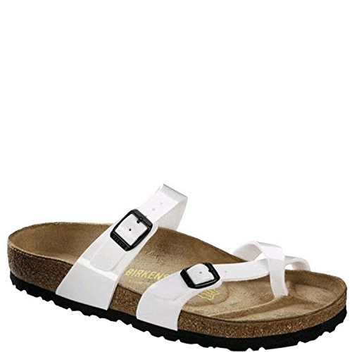 Birkenstock MAYARI  BF GRACEFUL 71611 - Sandalias de vestir para mujer Blanco