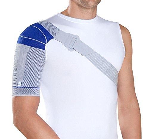 Bauerfeind 11071710080606 OmoTrain S Shoulder Support, Ri...