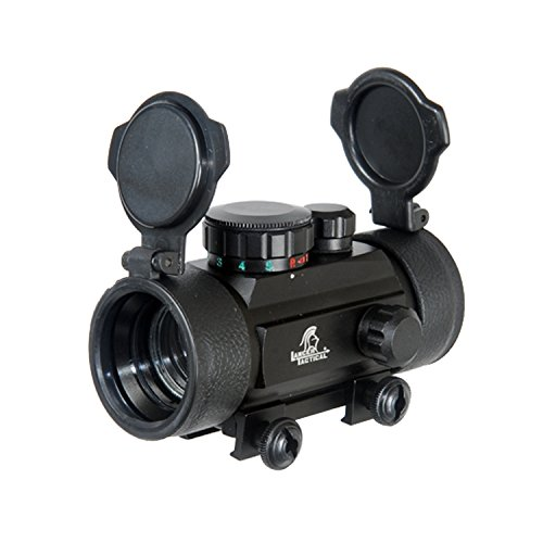 Lancer Tactical CA-412B 1x30 B-Style Red & Green Dot Sight