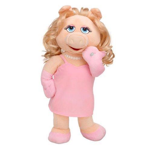Miss Piggy Muppets Movie Plush Toy 17