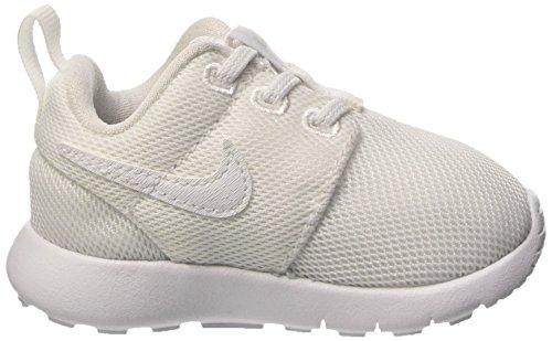 ... Jungen Nike Roshe One (TD) Kleinkindschuh Weiß   Weiß-Wolf Grau b3bd09a9ae