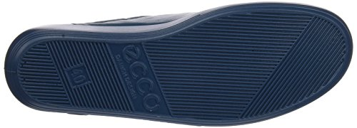 Ecco Ladies Soft 2.0 Derby, Blu (benzina Scura), 42 Eu