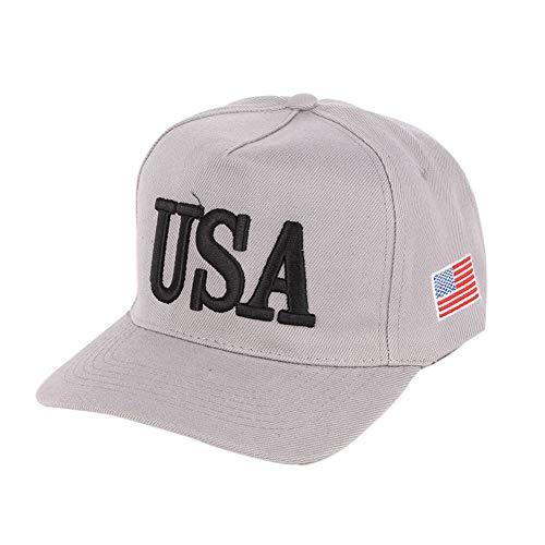 Forart Make America Great Again Hat, Donald Trump MAGA Cap Adjustable 2020 Keep America Great Baseball Hat Donald Trump Military -