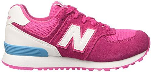 New Balance Kl574czg M, Zapatillas Unisex Niños Rosa (Pink)