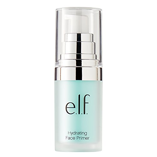 e.l.f. Hydrating Face Primer Small .47 Ounce (Best Drugstore Blush For Oily Skin)