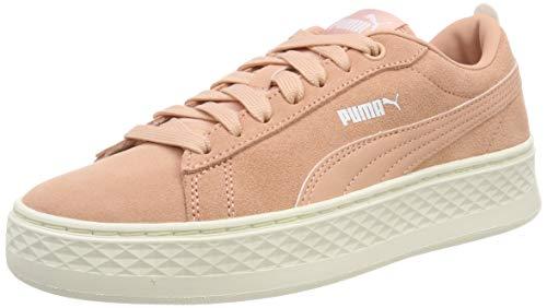 whisper peach Smash puma Platform Rosa White Para Mujer Sd Puma Bud White Zapatillas UfxwPqPF