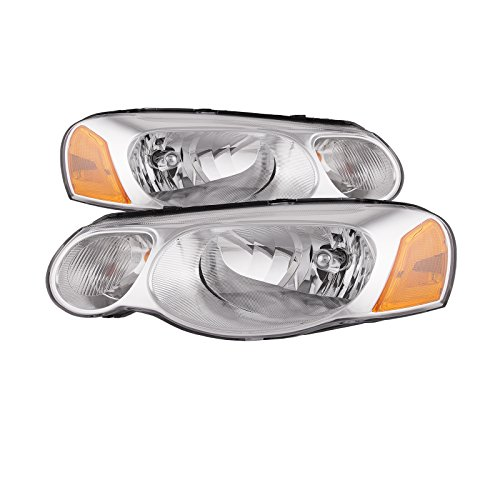 04 Chrysler Sebring Sedan Headlight - 1