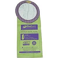 ProTeam 10 Qt. Intercept Micro Filter Bag, Open Collar 10/Pack