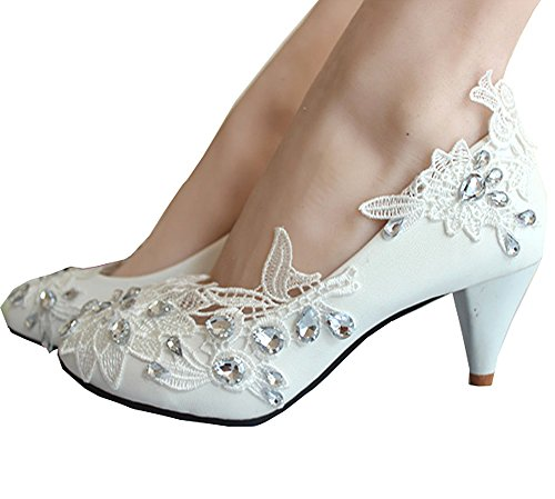 9efbb0245538f We Analyzed 4,946 Reviews To Find THE BEST White Wedding Shoes