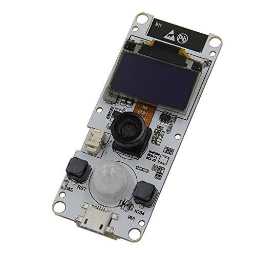 Amazon.com - ESP32 Camera Module T-Camera with PIR Motion Sensor and OLED Display
