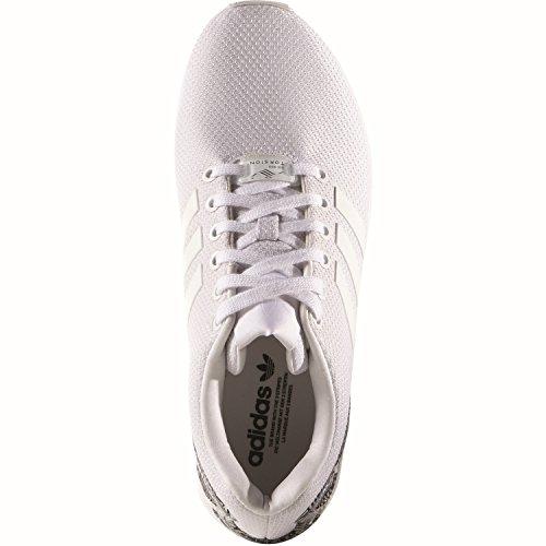adidas Originals ZX Flux Damen Sneaker weiß / schwarz