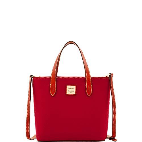 Dooney & Bourke Leather Mini Bag - Dooney & Bourke Pebble Grain Mini Waverly Top Handle Bag