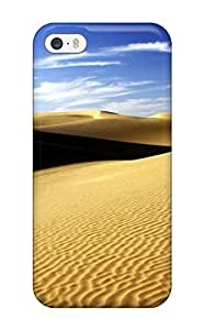 For Iphone 5/5s Protector Case Sahara Desert Phone Cover