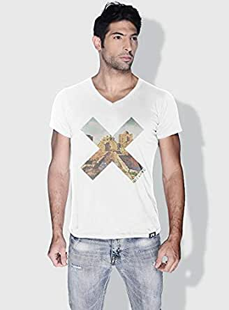 Creo Beirut History X City Love T-Shirts For Men - S, White