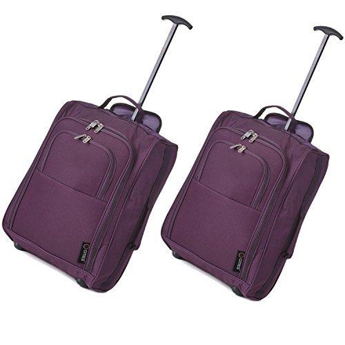 Two Bag Trolley Set - 4