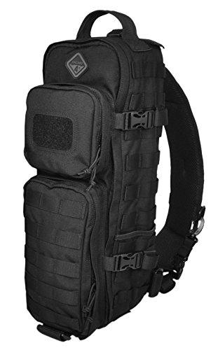 Evac Plan-B(TM) Sling Pack w/ MOLLE by Hazard 4(R) - Black (Medic Pack Insert)