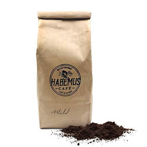 Mexican Coffee Mild Roast: Fresh Ground Coffee From Veracruz, Mexico - 1.2 Pound Bag by Habemus Cafe