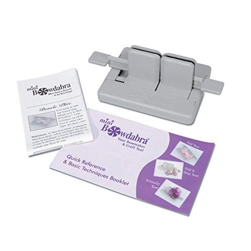 Bulk Buy: Darice DIY Crafts Bowdabra Designer Bow Maker Mini (6-Pack) BOW2100