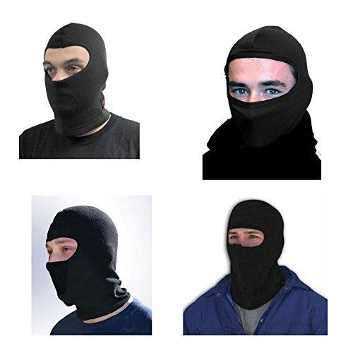Cycling Sports Face Mask Cool Fashionable Ultra Thin Balaclava (Dark grey)