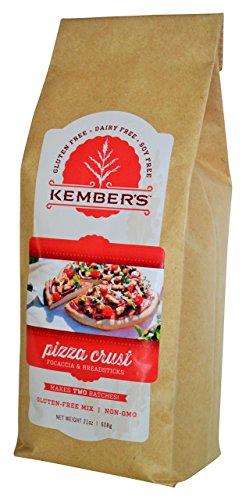 Kember's Gluten Free Pizza Crust_21oz Kember's Gluten Free
