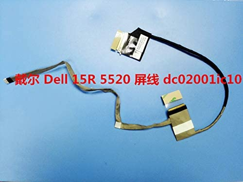 Cable Length: Other Computer Cables LCD Screen Video Cable for Dell Inspiron 5520 7520 5525 15R I5520 dc02001ic10 CNNGH