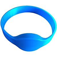 YARONGTECH 125 KHz herbeschrijfbare t5577 RFID siliconen armband armbanden (verpakking van 5)