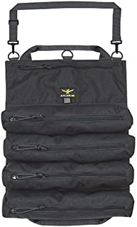 product image for Atlas 46 Tool Roll Pouch - XL, Black - Made in the USA