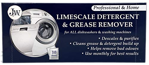 Limescale Detergent Remover for