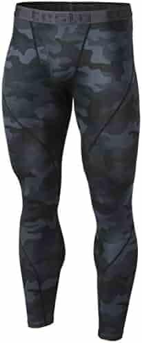 Tesla Men's Compression Pants Baselayer Cool Dry Sports Tights Leggings MUP79/MUP19/MUP09/P16