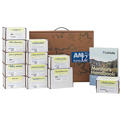 (LaMotte AM-12 TesTab Water Investigation Kit)