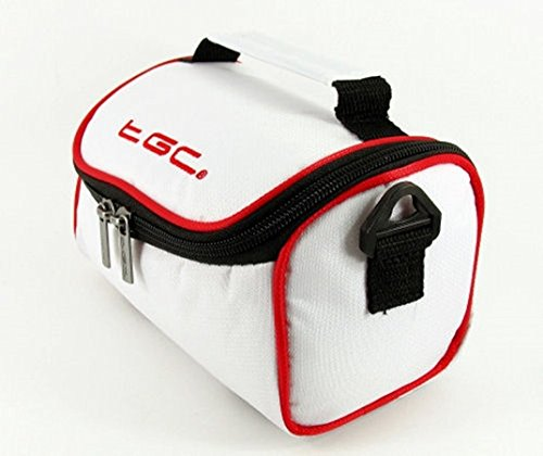 With Red Tgc Crimson Mujer White Dreamy Cool Para Al Negro Hombro Bolso Trims Blue rZqC8xSZFw