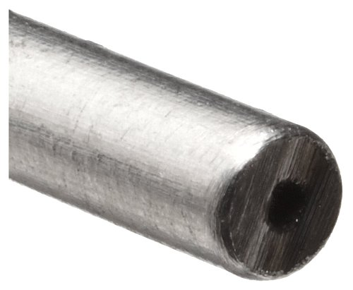 Stainless Steel 316 Seamless Round Tubing  0 062  Od  0 03  Id  0 0163  Wall  100Length