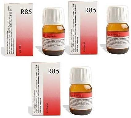 Amazon.com: 3 x Dr. Reckeweg – Medicina Homeopática – R85 ...
