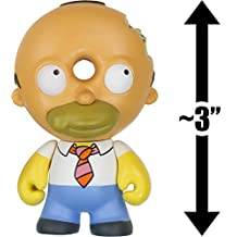 "Doughnut Head Homer: ~3"" The Simpsons Treehouse of Horror x Kidrobot Mini-Figure Series"