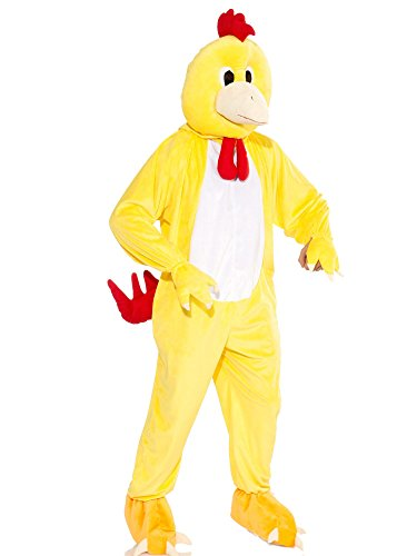 (Forum Novelties Unisex Adult Chicken Mascot Costume)