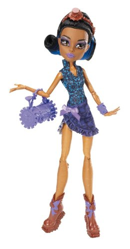 Monster High Dance Class Robecca Steam Doll