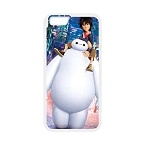 Big Hero 6 iPhone 6 4.7 Inch Cell Phone Case White Wupe
